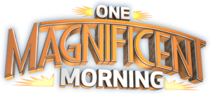 One Magnificent Morning - Image: One magnificent morning logo