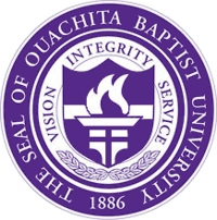 Ouachita Baptist University seal.png