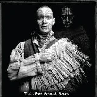 <i>Past, Present, Future</i> (Tiki Taane album) album by Tiki Taane