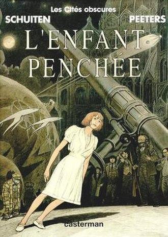 L'enfant penchée - L'enfant penchée, 1st edition cover