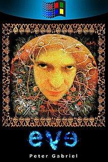 <i>Peter Gabriel: Eve</i> 1996 video game