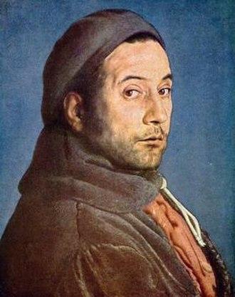 Pietro Annigoni - Pietro Annigoni, Self portrait