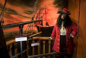 National Museum of Crime & Punishment - Image: Pirates Gallery