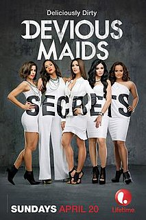 <i>Devious Maids</i> (season 2) season of television series