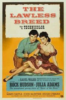 Afiŝo de la filmo La Senleĝa Breed.jpg
