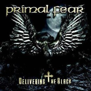 Delivering the Black - Image: Primalfeardelivering theblack 2014