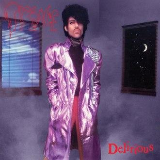 Delirious (Prince song) - Image: Prince delirious cover