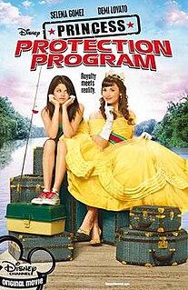 <i>Princess Protection Program</i> 2009 television film directed by Allison Liddi-Brown