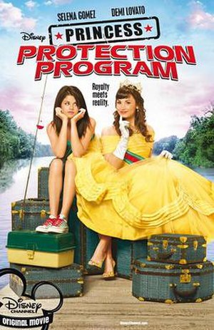 Princess Protection Program - Promotional poster