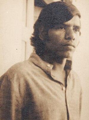 Arun Krushnaji Kamble - Prof.Arun Kamble in early age.