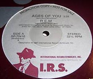 Ages of You - Image: R.E.M. Ages of You