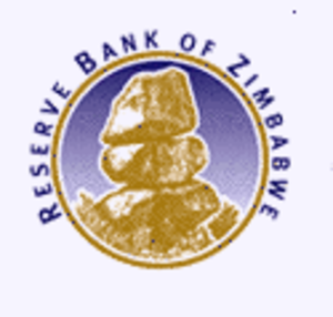 Reserve Bank of Zimbabwe - Image: RESERVE BANK OF ZIMBABWE LOGO
