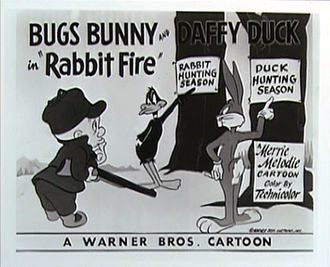 Rabbit Fire - Lobby card