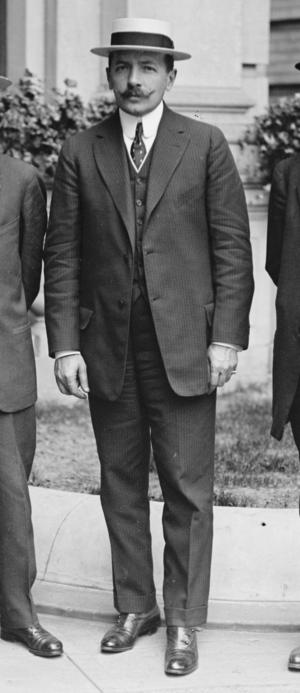 Rafael Zubarán Capmany - Zubarán circa 1914