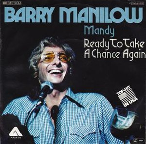 Ready to Take a Chance Again - Image: Ready To Take A Chance Again Barry Manilow