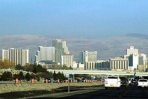 Western Nevada - Reno Skyline