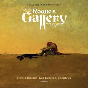 Rogue's Gallery: Pirate Ballads, Sea Songs, and Chanteys - Image: Rogue's Gallery album cover