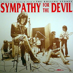 Sympathy for the Devil - Cover art for DVD release