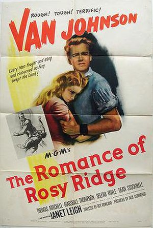 The Romance of Rosy Ridge - Theatrical release poster