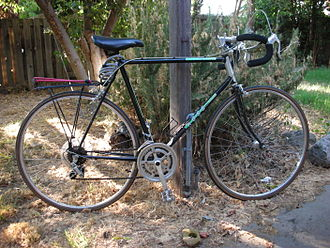 Ross (bicycle company) - Ross road bike circa 1980.