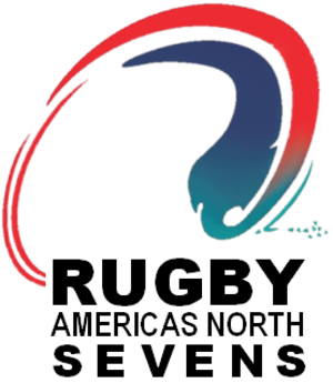 Rugby Americas North Sevens - Image: Rugby Americas North Sevens logo