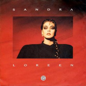 Loreen (song) - Image: Sandra Loreen