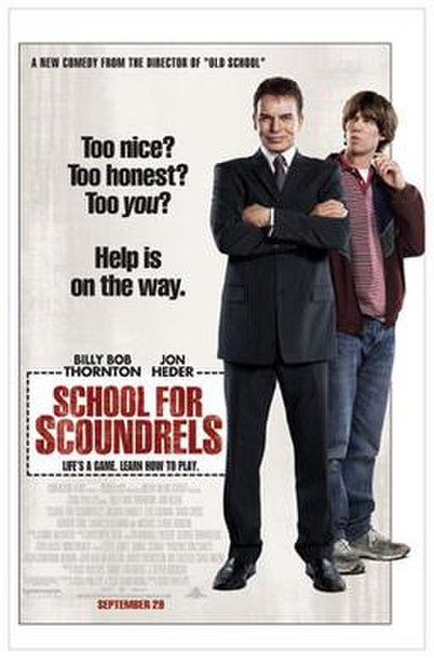 Picture of a movie: School For Scoundrels