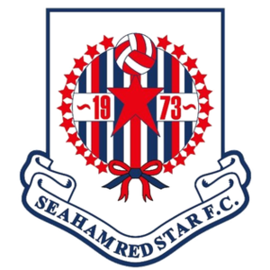Seaham Red Star F.C. - Image: Seaham Red Star F.C. logo