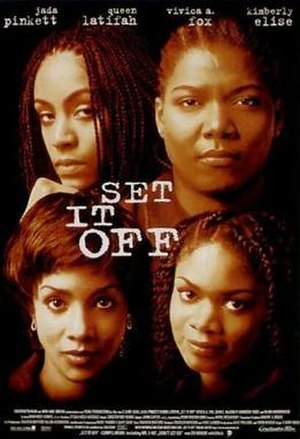 Set It Off (film) - Theatrical release poster