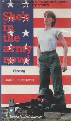 She's in the Army Now - Image: She's in the Army Now vhs