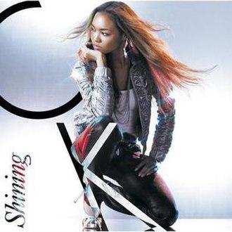 Shining (EP) - Image: Shining C Dcover