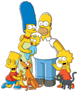 Simpsons Photo