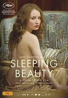 <i>Sleeping Beauty</i> (2011 film) 2011 film by Julia Leigh