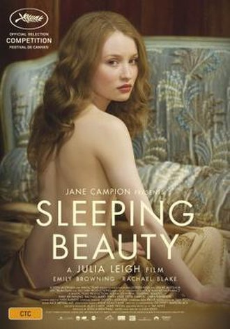 Sleeping Beauty (2011 film) - Theatrical poster