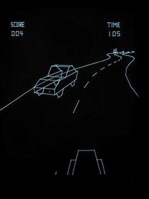 Speed Freak - Image: Speed Freak screenshot