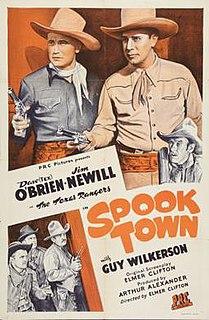 <i>Spook Town</i> 1944 film by Elmer Clifton