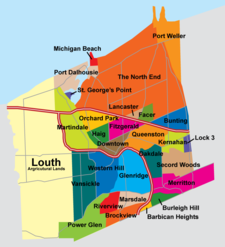 The Communities of St. Catharines