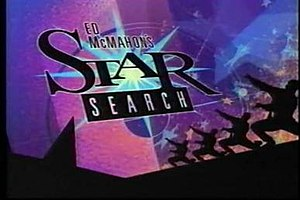 Star Search - The Star Search logo used from 1994 to 1995.