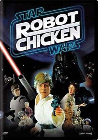 Robot Chicken: Star Wars - DVD cover