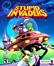 Box art of Stupid Invaders