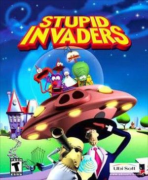 Stupid Invaders box art