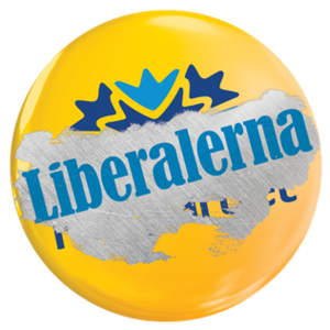 Liberals (Sweden) - Image: Swedish Liberals Temporary Logo 2015