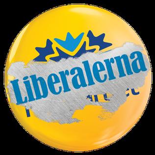 Swedish Liberals Temporary Logo 2015