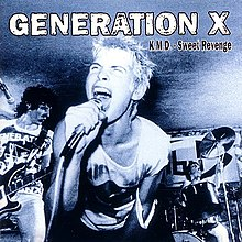 Sweet Revenge Generation X Album Wikipedia