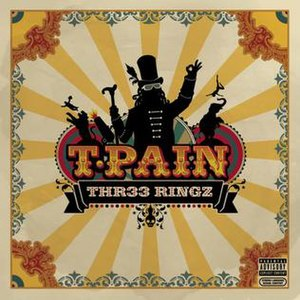 Three Ringz - Image: T Pain Three Ringz