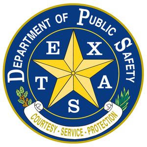 Texas Department of Public Safety - Image: TX DPS Seal