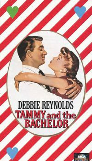 Tammy and the Bachelor - VHS cover