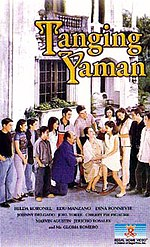 cast and character of tanging yaman Tanging yaman quotes no quotes approved yet for tanging yaman logged in users can submit quotes.