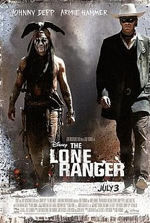 The Lone Ranger full movie (2013)