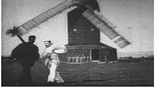 <i>The Miller and the Sweep</i> 1897 film by George Albert Smith